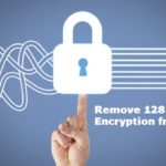 remove 128 bit rc4 encryption