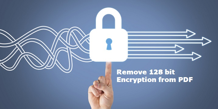 remove 128 bit rc4 encryption
