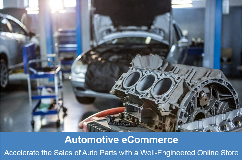 Automotive Ecommerce software solutions