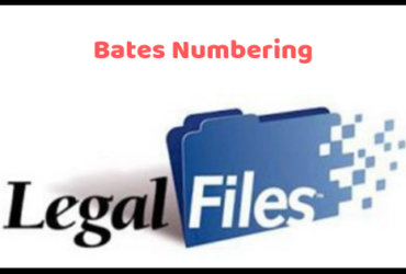 legal page numbering