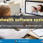Telehealth software systems SISGAIN
