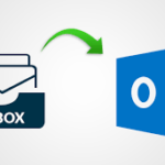 Open an MBOX File in Outlook 2019