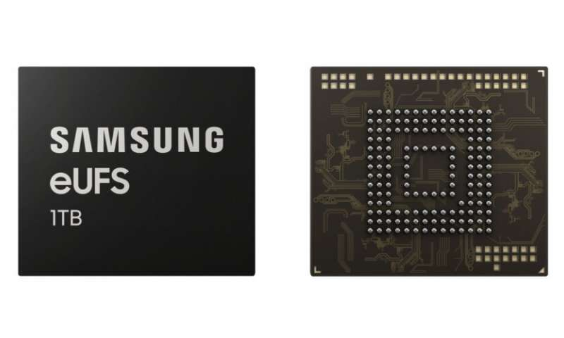 Samsung 1tb Chip