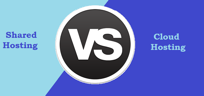 Cloud Hosting Vs Shared Web Hosting: What's the Difference?