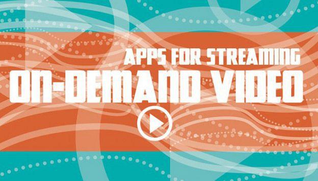 video stream on-demand app