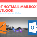 export hotmail mailbox to pst outlook
