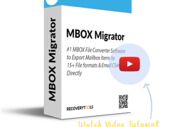 How to Convert MBOX Files