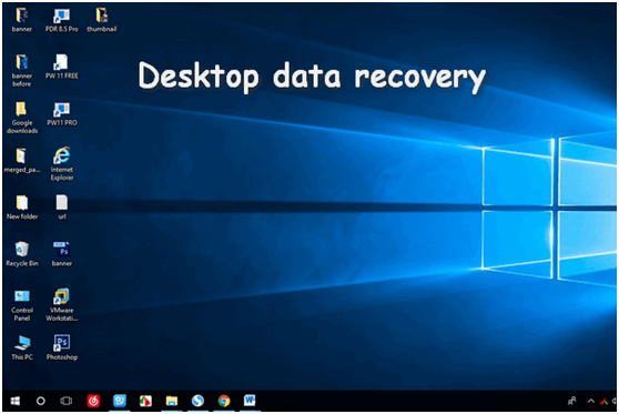 Minitool Desktop Data Recovery