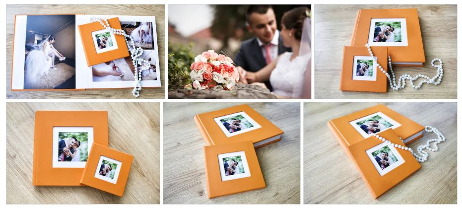 Photography Box Packaging