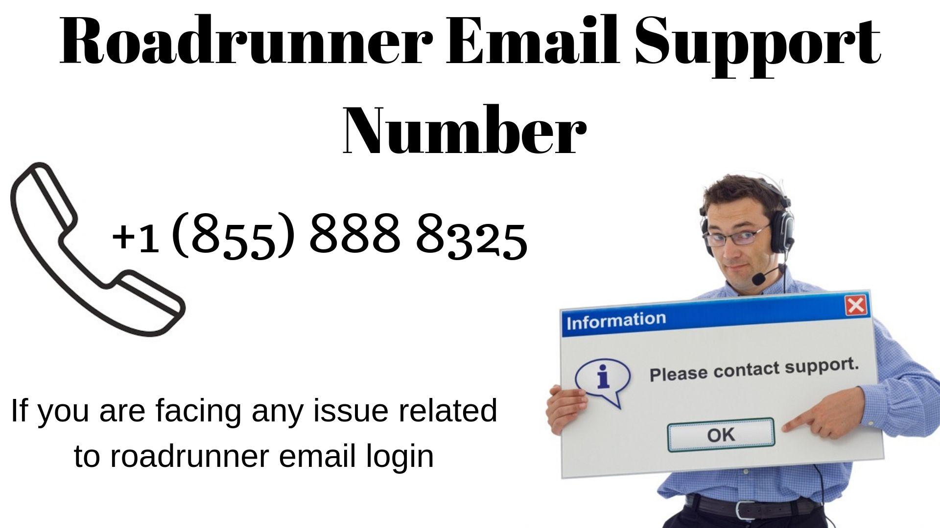 roadrunner email support number