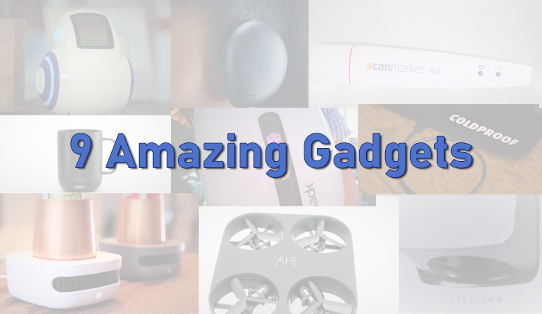 Amazing Gadgets on The Market