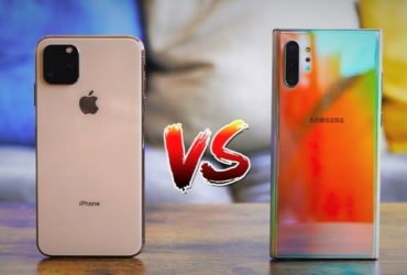 iPhone 11 Pro vs Samsung Galaxy note 10