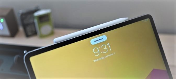 Apple pencil second-generation device