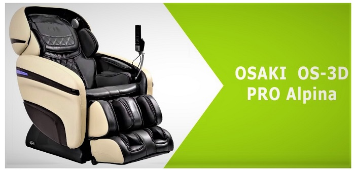 Osaki OS-3D Pro Alpina