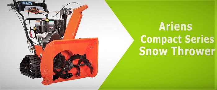Ariens Compact Series Snow Thrower
