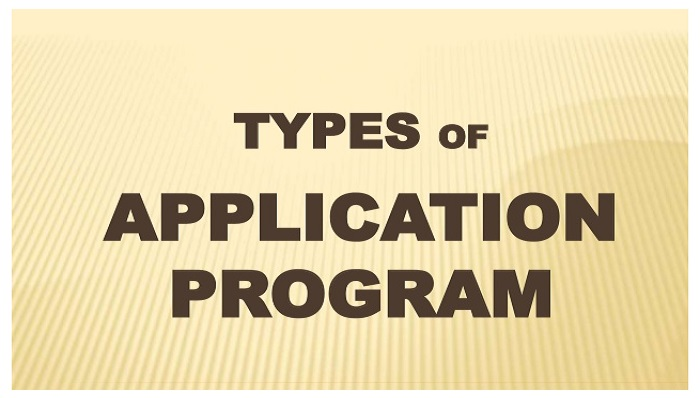 Type of Application