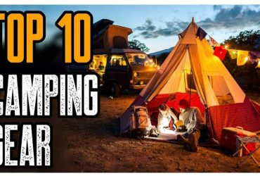 Camping Gadgets & Gear Inventions