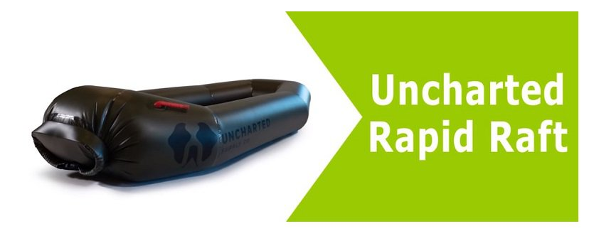 Uncharted Rapid Raft