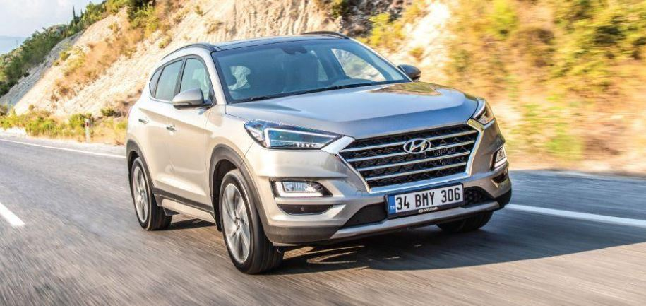 Hyundai Tucson Mileage