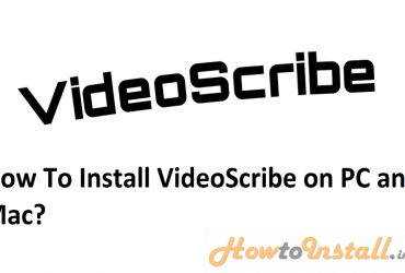 How To Install VideoScribe on PC and Mac