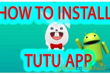 How to Install TUTU App