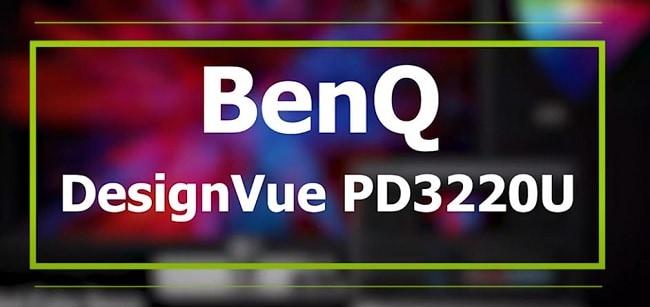 BenQ DesignVue PD322OU